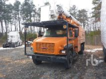 2006 GMC C7500 Parts Only Bucket Truck