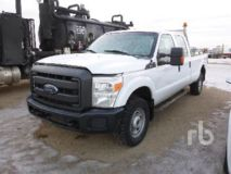2011 FORD F350 XL Crew Cab 4x4 Pickup