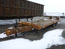 2000 EAGER BEAVER 20X 20 Ton x 8 Ft 6 In. T/A