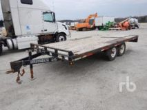 2009 SURE TRAC 5 Ton 16 Ft x 8 Ft 6 In. T/A