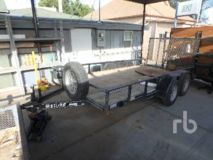 2012 ROAD CLIPPER 14 Ft x 6 ft 6 in T/A