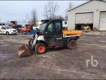 Bobcat 5600 Toolcat 4x4 Side By Side
