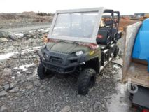 Polaris CREW 4x4 Side By Side