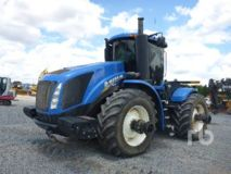 New Holland T9.615S