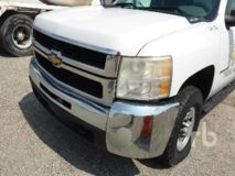 2010 CHEVROLET 2500HD Crew Cab 4x4 Pickup