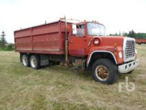 Ford 8000 T/A