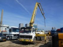 Mercedes-Benz  2224 Concrete Pump Schwing KVM 28 Meters