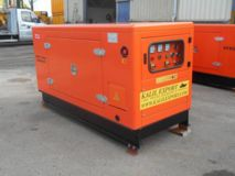 Diesel Energie  Generator Set GF3- 40 KVA Silent Unused New