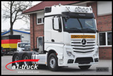 Mercedes-Benz 2658 LS 6X4 F 16 Big Space, 120 t.,Schwerlast 6x4