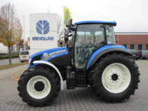 New Holland T5.95 der Allrounder