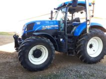 New Holland T7 200 AUTOCOMMAND