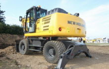 New Holland WE170B pro