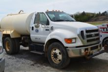 Ford 2005 FORD F750 F750