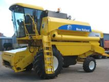 New Holland TC 56 hydro