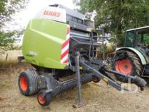 Claas VARIANT 380RC S/A Round