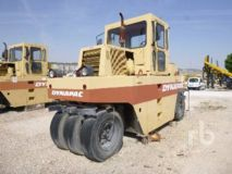 Dynapac CP22 22 Ton 7 Wheel Pneumatic