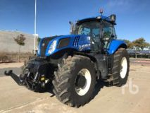New Holland T8.390 4WD