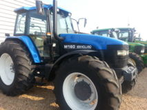 New Holland M160DT