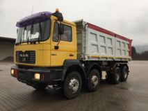 Man  41.464 F2000 TIPPER 22cbm 8x4