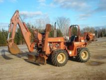 DITCH WITCH 7510DD