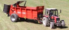 Metal-Fach Manure spreader, Düngerstreugeräte N275 14T 12,1m3  Best quality NEU, 2017, Top-Agro