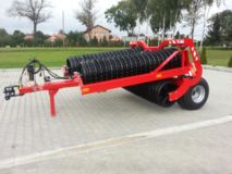Agro-Factory TOP-AGRO, GROM, roller,  6,3m, 600 mm cambridge, 4525 kg!