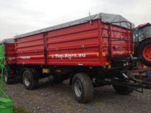 Metal-Fach T739, tones trailer! Direct from Distributor!