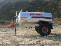 Pomot T507/6, 5000 L, New slurry tanker direct from Distributor! EU warranty.