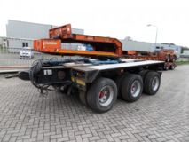 Broshuis  3AD-30 / 3 axle dolly