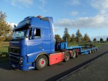 Nooteboom  MCO-48-03V/L Semi Low Loader, Hydraulic steering and suspension!