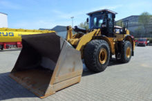 Caterpillar 972K Radlader 26,2 Ton- 11.889 H - 7 m³ - TOP