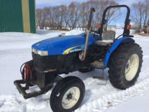New Holland TT60A