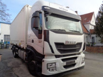 Iveco Stralis AS260S42 BDF Wechselfahrgestell Euro6