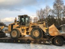 Caterpillar 938G II