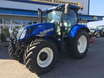 New Holland T6.165 SideWinder II
