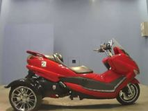Honda Kit Bike Trike