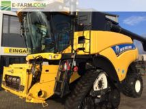 New Holland CR9080Raupe