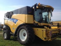 New Holland CR9090Elevation