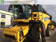 New Holland CX8080Elevation