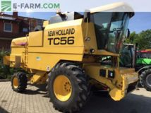 New Holland TC 56 Hydro Plus