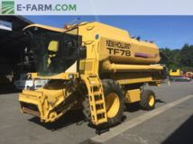 New Holland TF 78 ELEKTRA