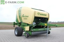 Krone Fortima V1500MC mit hydr. Bremse Neugerä