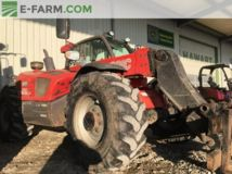 Manitou MLT 741 LSU 120 Turbo # Powershift