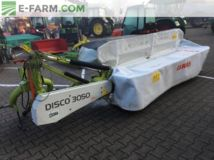 Claas Disco 3050Plus