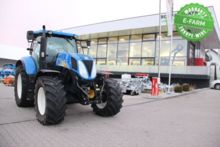 New Holland T6050 Range & Power Command