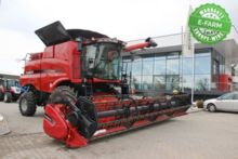 Case IH Axial Flow 7140 Neumaschine