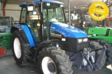 New Holland TS 100 Allrad Turbo