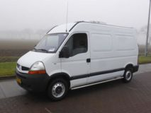 Renault Master 2.5 DCI 120 F