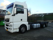 Man  26-440 5,10m WB 8,30m CHASSIS