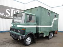 Mercedes-Benz  809 , Horse transport , 4x2